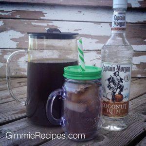 Coconut Long Island Tea Recipe {Adult Drink}
